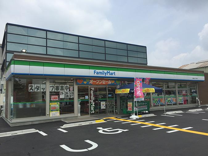 ファミリーマート姫路土山二丁目_4887