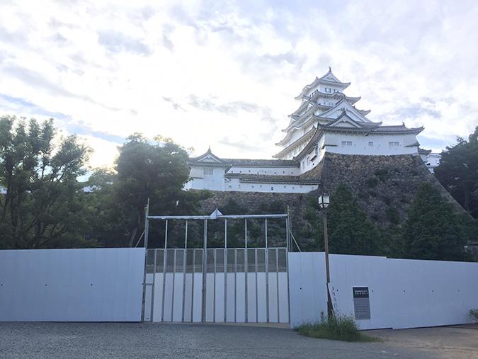 今日の姫路城_1612