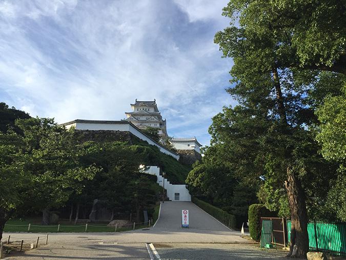 今日の姫路城_1110