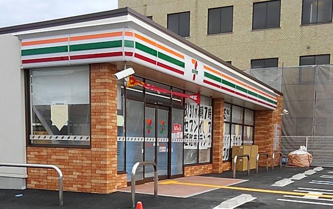セブンイレブン姫路南ランプ南店3