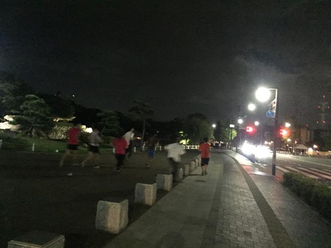 姫路城マラソン5