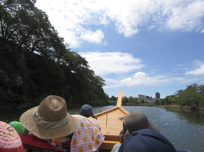 姫路城和船_7