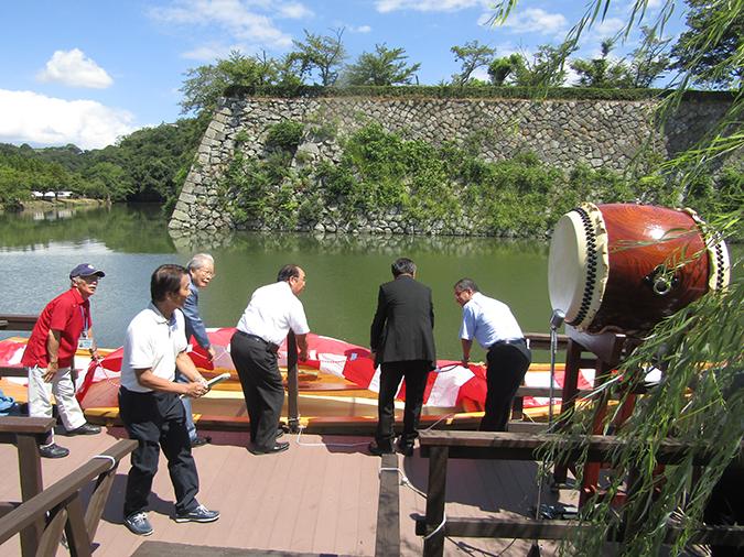 姫路城2隻目和船8