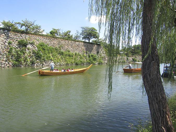 姫路城2隻目和船20