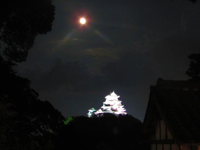 姫路城20160819