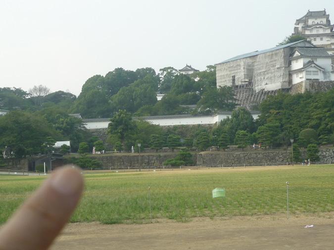 姫路城パネル5