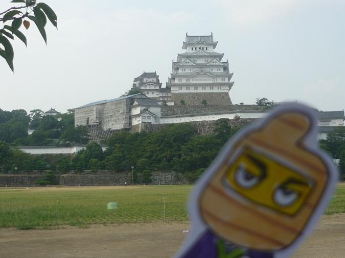 姫路城パネル7