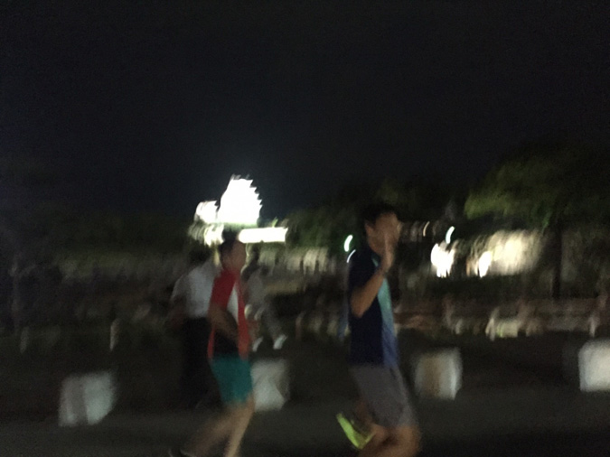 姫路城マラソン2