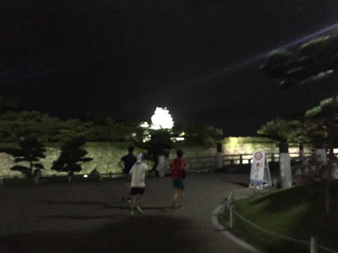 姫路城マラソン3