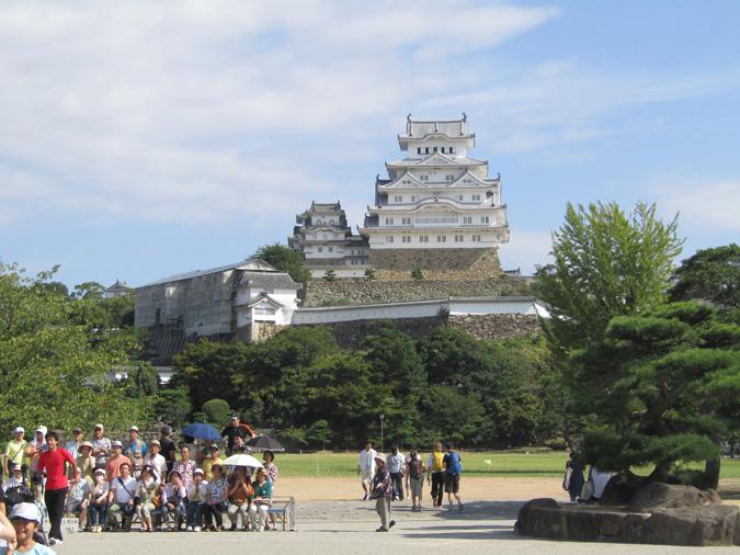 姫路城オレンジ3
