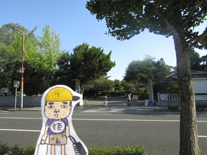 姫路城201608203