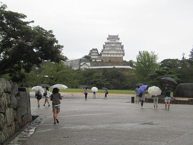 今日の姫路城196