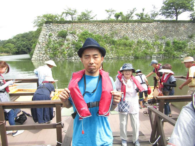 姫路城和船4