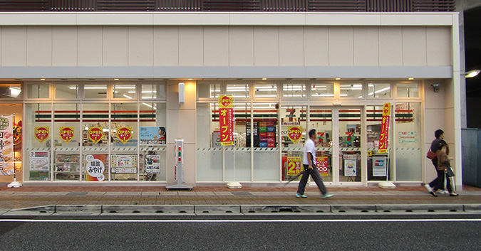 セブンイレブンピオレ姫路店9