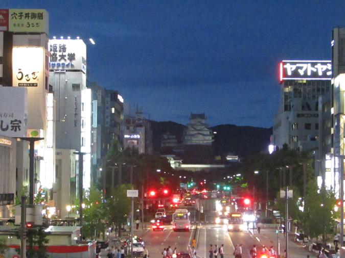 姫路城おれんじ14