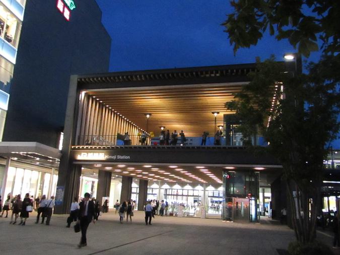 姫路城おれんじ12