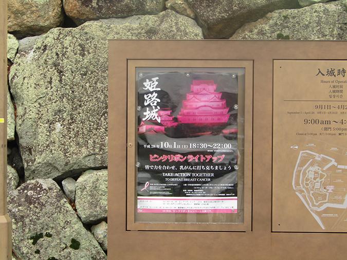 姫路城ピンク5