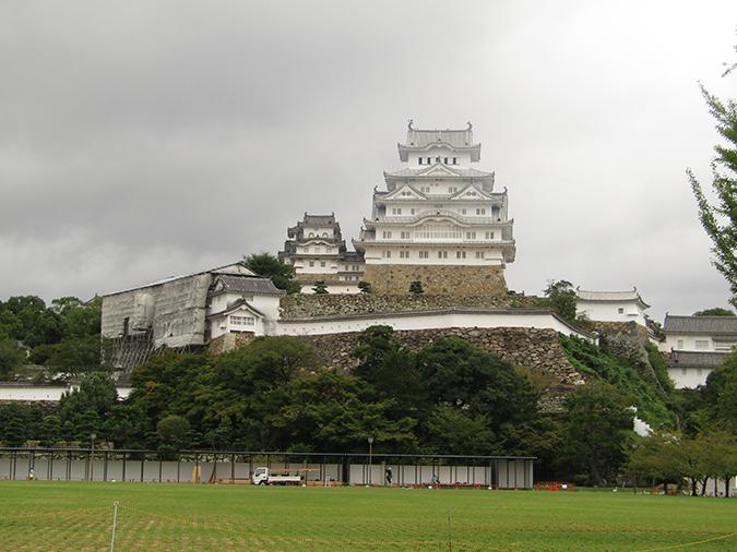 姫路城_菊5