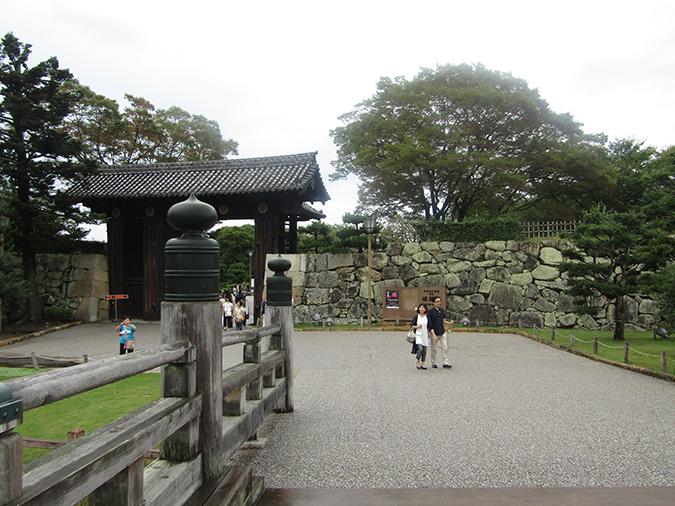 姫路城ピンク1