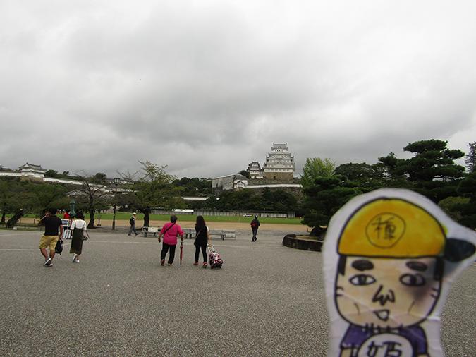姫路城_菊7