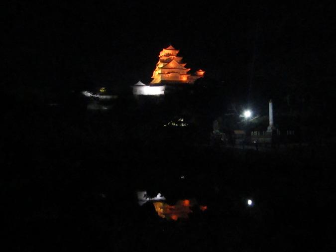 姫路城おれんじ28
