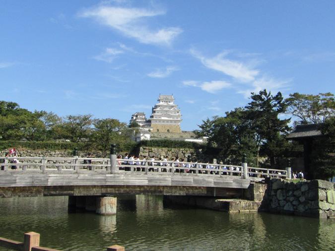 姫路城修学旅行青森弘前高