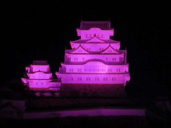 姫路城ピンク城15