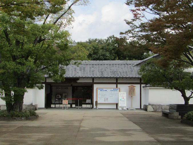 姫路城秋の大茶の湯好古園1