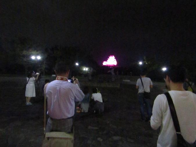 姫路城ピンク城16