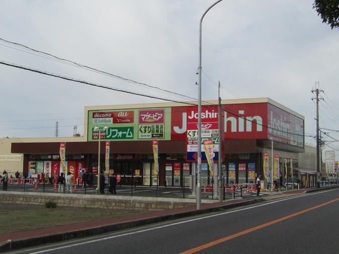 開店-ジョーシン太子店15