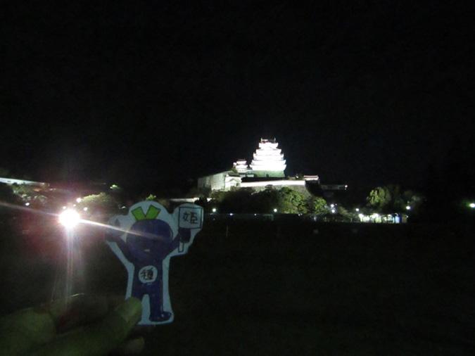 今日の姫路城人間将棋5