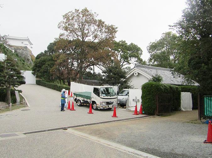 今日の姫路城275