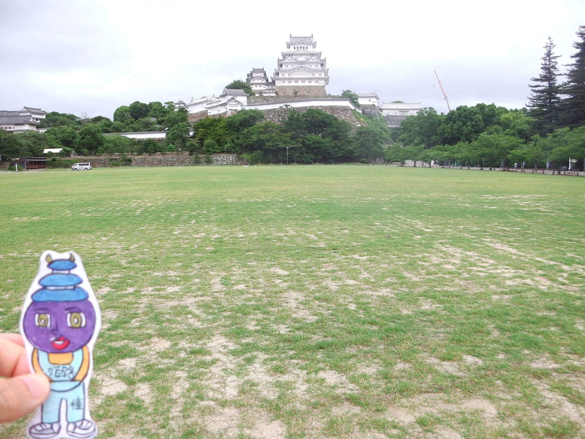 場所 姫路城