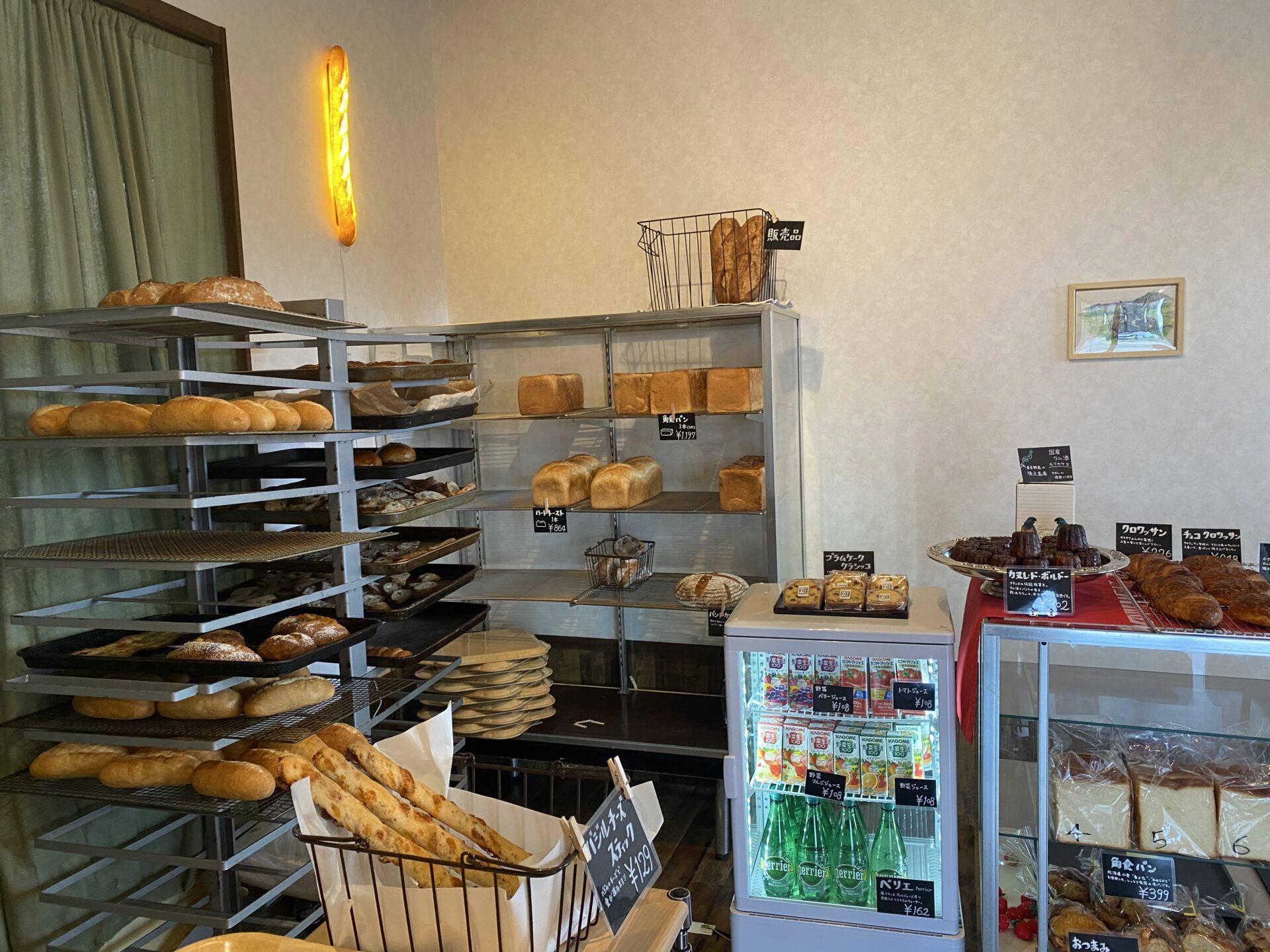 石井製パン店