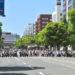 「第4回すこやかウォーキング」の様子【今日の姫路城838日目】