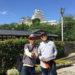 オール巨人師匠が姫路城に来てた!一緒に写真撮ってもらった!【今日の姫路城850日目】