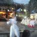 姫路城の見える播磨国総社で夏祭りの行事の湯立て神事にいってきた【今日の姫路城891日目】