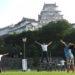 姫路城三の丸広場「姫路市民ラジオ体操のつどい」にいってきた!朝から汗だくになるほどの暑さの中、体操してきた【今日の姫路城896日目】
