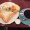 坂田町の「カフェハッチ」のモーニング【姫路グルメの種】