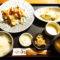 食菜家うさぎ町なか姫路駅前店の「おまかせ日替わりランチ」【姫路グルメの種】